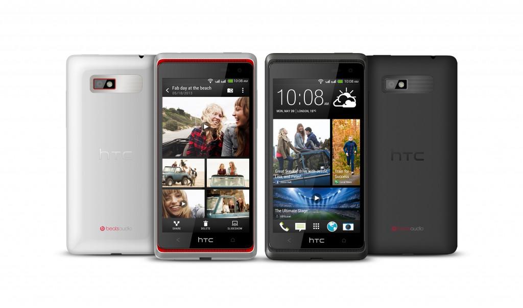 HTC Desire 600 - смартфон среднего класса с некоторыми особенностями HTC One
