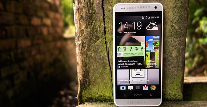 Обзор HTC One Mini