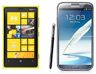 Nokia Lumia Phablet: у Samsung Galaxy Note 3 появится конкурент!