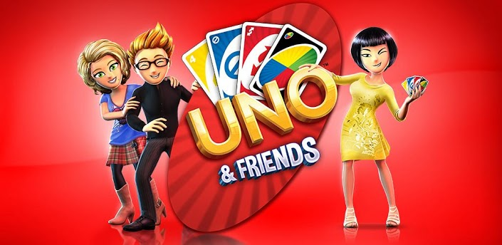 UNO & Friends - карточная онлайн игра от Gameloft