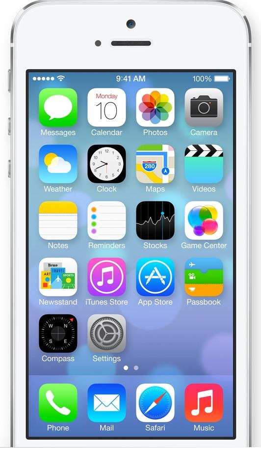 iOS 7 - первый шаг Apple на пути к серьезным изменениям