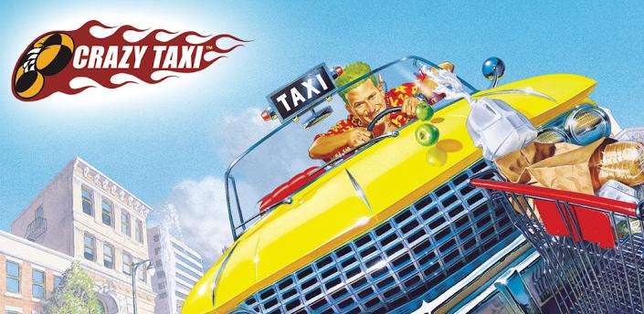 Безусловный хит от SEGA Crazy Taxi теперь доступен и на Android