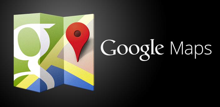 Мобильные карты Google Maps получили обещанные обновления