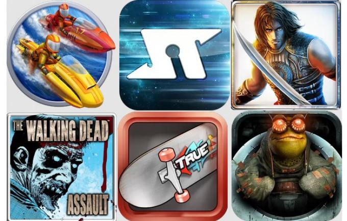 Новейшие игры из Google Play