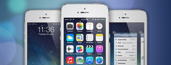 Превращаем iOS 6 в iOS 7