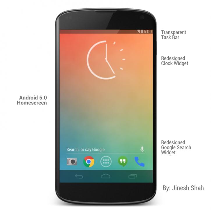 скачать Android 5 - фото 5