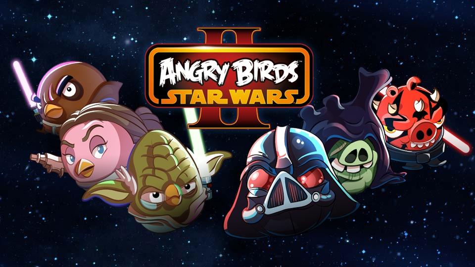 Angry Birds Star Wars 2 – продолжение культовой игры появится в Google Play 19 сентября