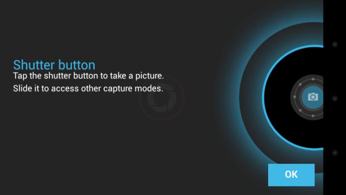 CyanogenMod Focal - приложение камеры от CM