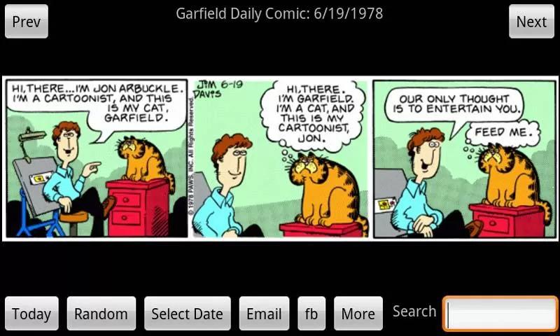 Garfield Daily