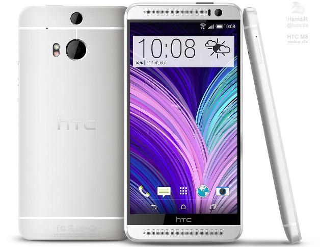 HTC One 2 – представитель второго поколения суперсмартфонов от HTC