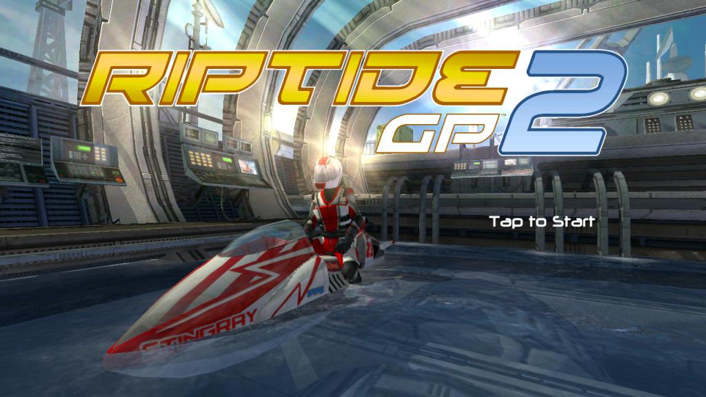 Riptide GP 2 завоевывает Google Play
