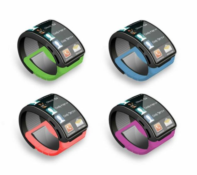 «Умные часы» Samsung Gear