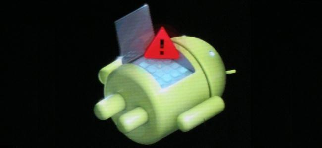 Загружаем Google Nexus 4 в режиме рекавери
