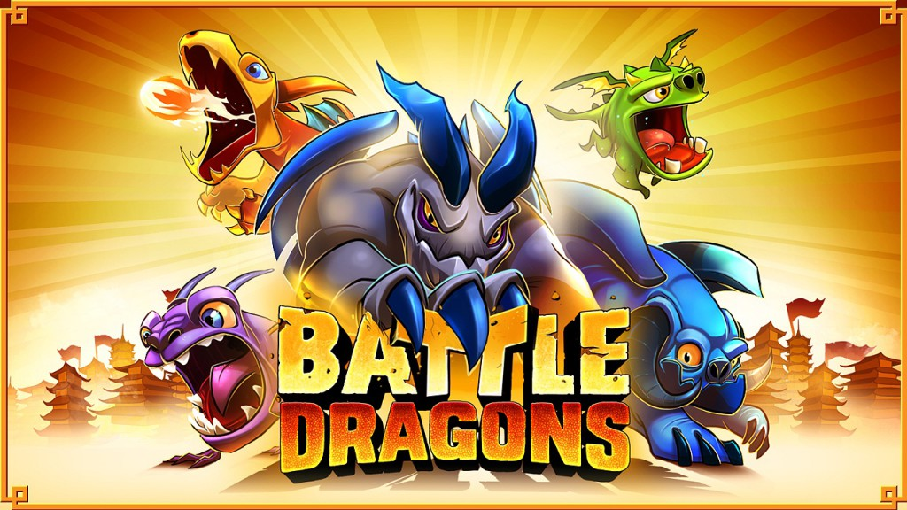Стань предводителем армии драконов на Android с Battle Dragons