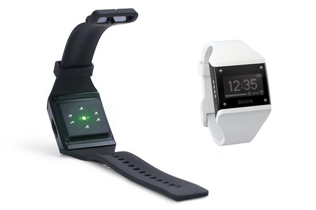 B1 Basis Band - часы-биорегистратор для отслеживания повседневной активности
