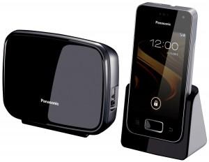 Panasonic KX-PRX120 - домашний телефон на Android