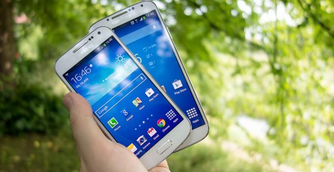 Samsung Galaxy S4 Mini и Galaxy S4