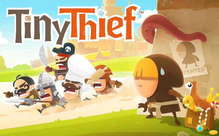 Tiny Thief - современный взгляд на классику