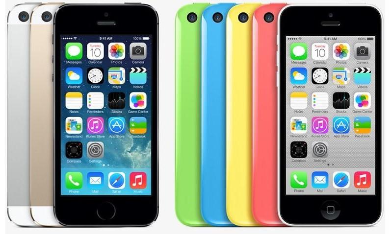Критика iPhone 5S и iPhone 5C