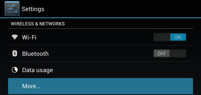 Настраиваем VPN на Android девайсах 1