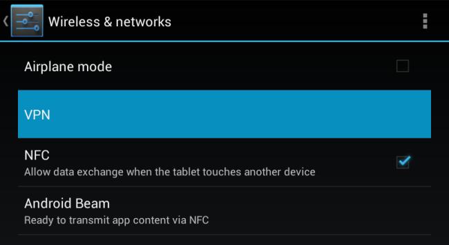 Настраиваем VPN на Android девайсах 2