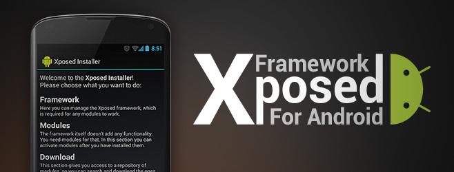 Устанавливаем модули для Xposed Framework