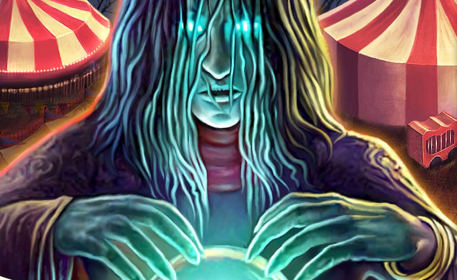 Dark Arcana: Тайна ярмарки - загадочное и мрачное приключение на Android