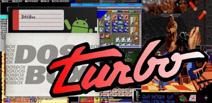 DosBox Turbo и DosBox Manager - инструменты для запуска и работы с DOS играми на Android