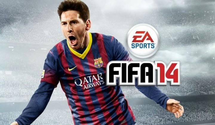 FIFA 14 от EA SPORTS - лучший футбольный симулятор на Android!