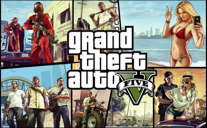 Grand Theft Auto 5 - продолжение бессмертного культа