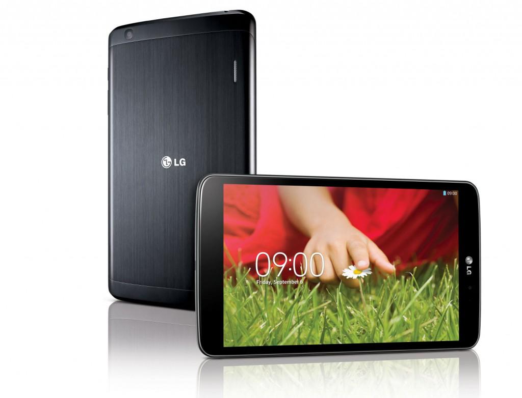 LG G Pad 8.3 - девайс, с которым LG возвращается на рынок планшетов