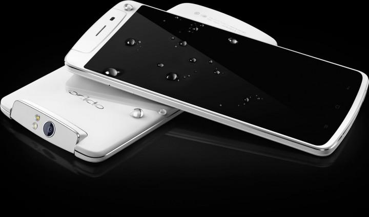 Oppo N1 - CyanogenMod, ColorOS и 13 мегапиксельная камера на шарнире