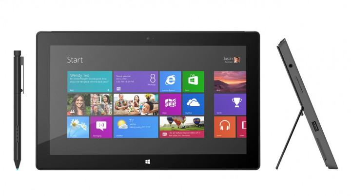 Surface Pro 2 - новый топовый планшет от Microsoft