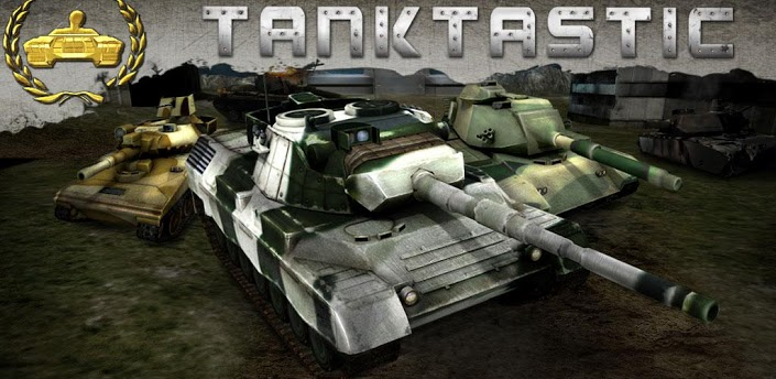 Tanktastic - Word of Tanks для Android