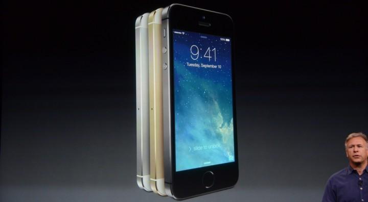 iPhone 5S, iPhone5C, а также iOS 7 были представлены общественности