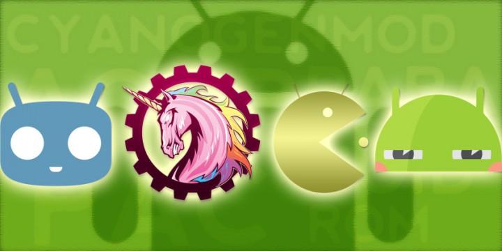 Обзор лучших Android прошивок: CyanogenMod, MIUI, Illusion ROMS, Paranoid Android, AOKP, PAC ROM