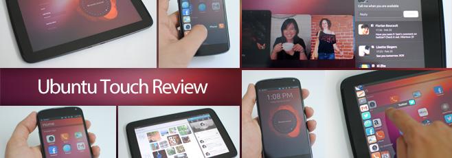 Обзор первой стабильной версии Ubuntu Touch 1.0
