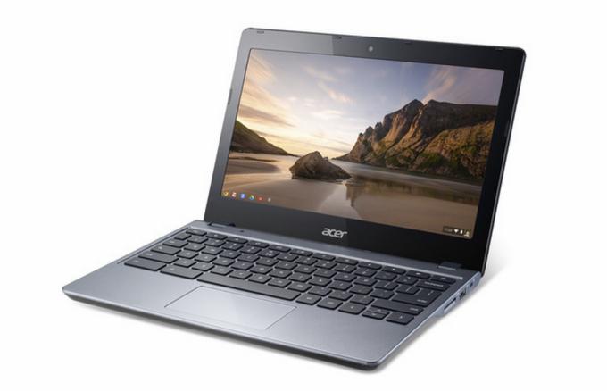 C720 Chromebook - новый бюджетный нетбук от Acer