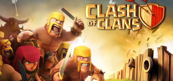 Clash of Clans - культовая стратегия теперь и на Android