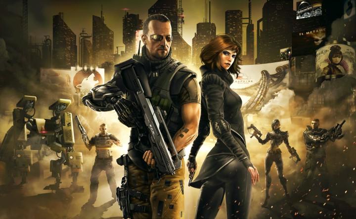 Deus Ex: The Fall – футуристичнй шутер для Android из легендарной серии