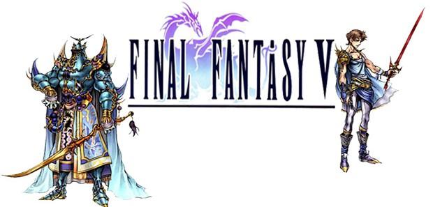 Final Fantasy V - бессмертная классика на Android