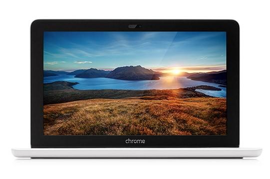 HP Chromebook 11 - новый нетбук от Google
