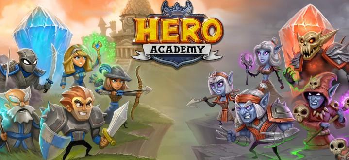 Hero Academy - пошаговая стратегия с элементами настольной игры