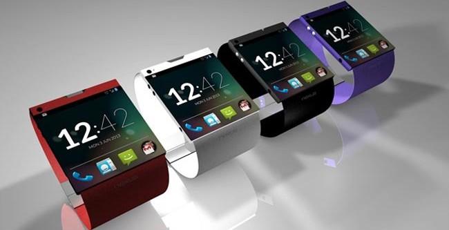 Nexus Gem – «умные часы» от Google