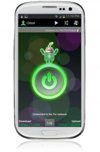 Orbot – приложение для обеспечения максимальной безопасности при работе в Интернете на Android