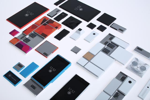Project Ara - модульный смартфон от Motorola (Phonebloks получит материальное воплощение)