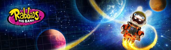 Rabbids Big Bang - Бешеные кролики добрались до космоса