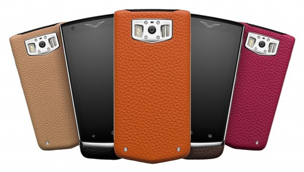 Vertu выпустят еще один смартфон на Android