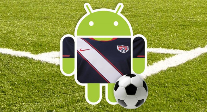 Лучшие футбольные приложения для Android