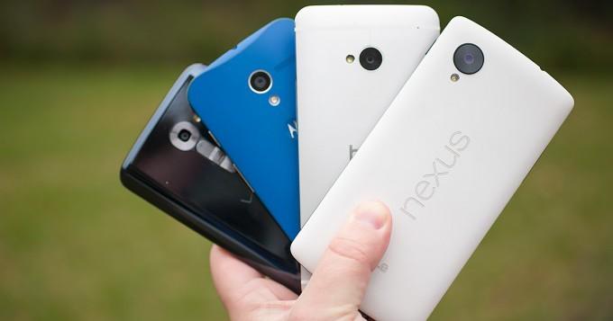 Лучшие Android устройства 2013 года